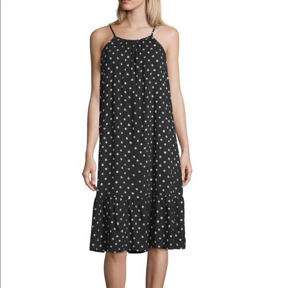 186fb7812bf Peyton & Parker Polka Dot Dress NWT